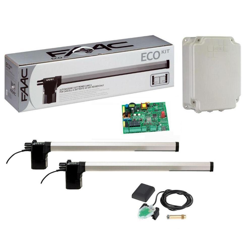 Faac 412 kit faac for Faac eco kit