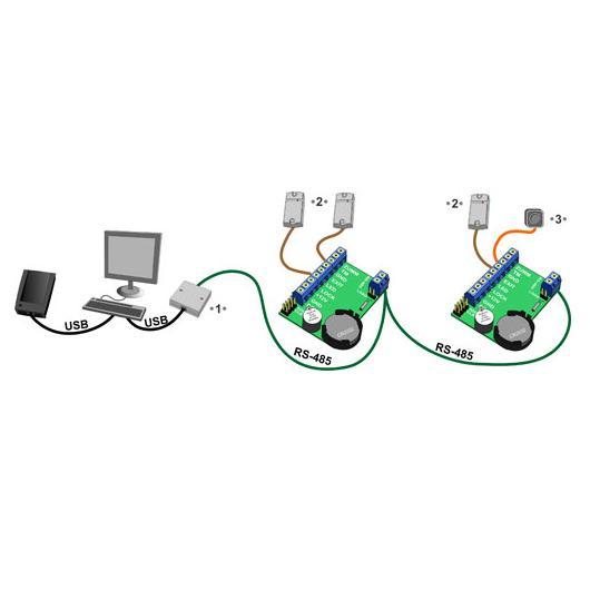 Z-5R Net : Сетевой контроллер