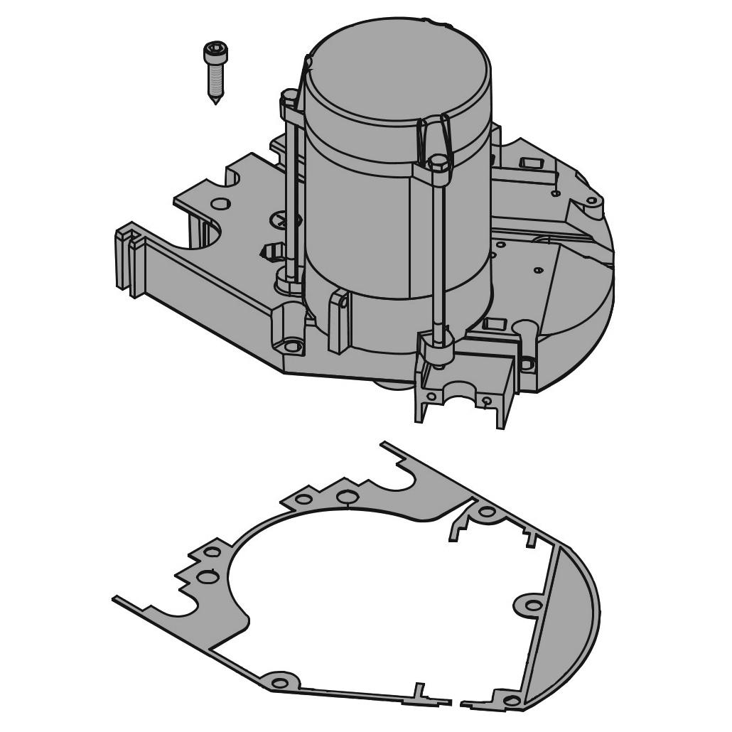 CAME 119RID382   Двигатель FA4024 - FA4024CB CAME 95457634be08